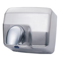 Automatic Electric Stainless Steel Hand Dryer