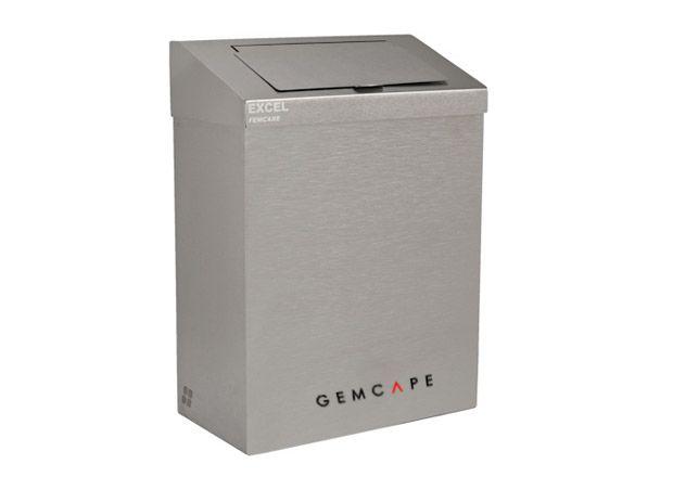 Femcare Manual Electronic Sanitary Bin 1